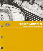 2011 Harley-davison Trike Flhtcutg Tri Glide Parts Part Manual Catalog Book