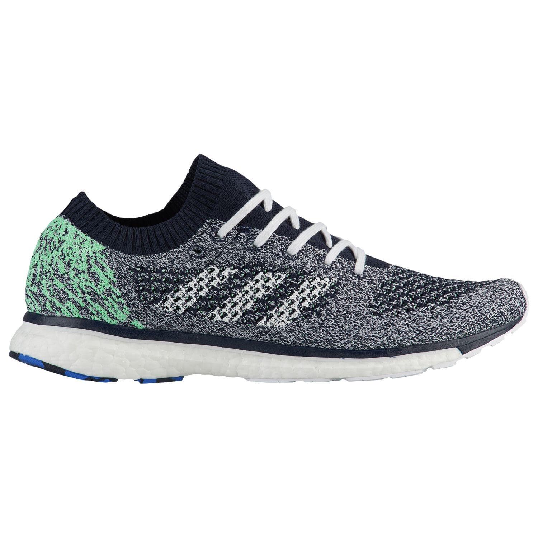 Adidas adizero Prime Unisex Running shoes Legend Ink   White bluee Sz 8.5 BB6565