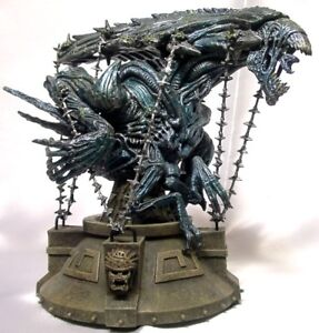 Collectibles Captured Alien Queen Bust Ltd Edt 5000 By Palisades Bnib Aliens Aliens, Avp