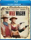 The War Wagon Blu-ray Includes Digital Copy UltraViolet