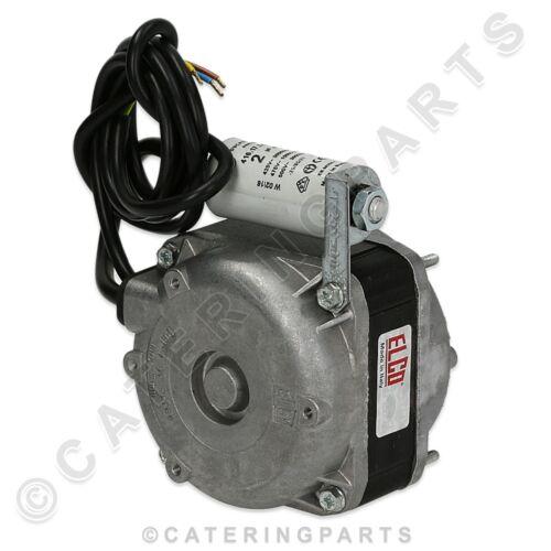 RET4T18PNN002 ELCO FAN Motore Condensatore ad alta velocità 18W Frigorifero Congelatore 2600 RPM