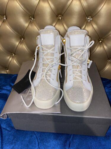 giuseppe zanotti sneakers men 41