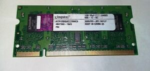 Memoria-NOTEBOOK-KINGSTON-1GB-200p-PC2-6400-DR2-800