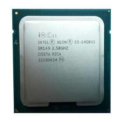 QTY 1x Intel ES CPU E5-2450 V2 8-Cores 2.5Ghz LGA1356 QF6Z bad looking