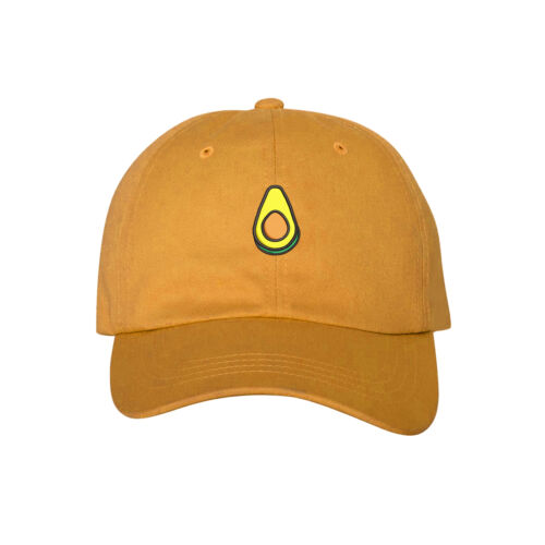 AVOCADO Fruit Embroidered Low Profile Cap Baseball Dad Hats Many Styles