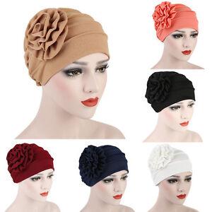 Muslim-Hijab-Cap-Solid-Color-Stretch-Chemo-Turban-Hat-Women-Head-Scarf-Sera