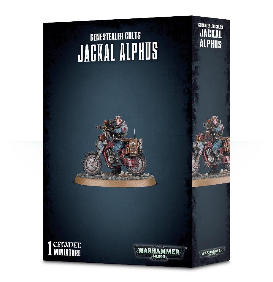 Genestealer Cults Chacal Alphus Workshop Warhammer 40000 Tyraniden
