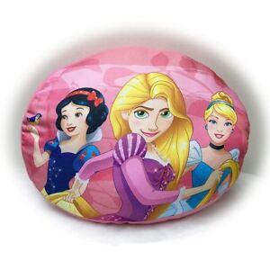 Disney-Princess-en-Forme-de-Ovale-Peluche-Coussin-Rose-Chambre-D-039-Enfant