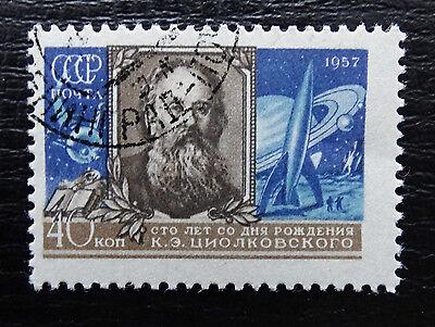 Sc 1991 Ziolkowskij Geburtstag Von K Sowjetunion Mi 1993 Gestempelt Ein Unverzichtbares SouveräNes Heilmittel FüR Zuhause