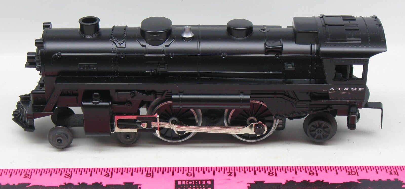 Lionel  1058 4-4-2 die-cast metal steam engine