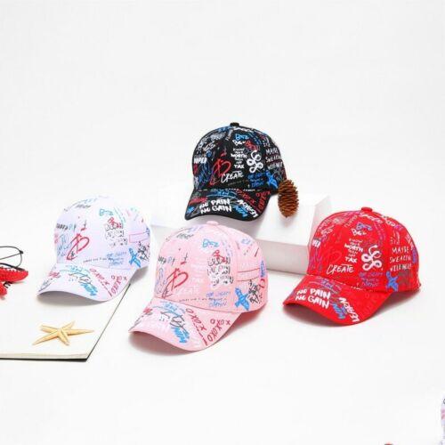 Regolabile BAMBINO KIDS Sport Hip Hop Cappellino Cappello Bambini Estate Snapback