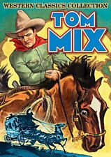 Tom Mix: Silent Western Shorts Collection (DVD, 2013)