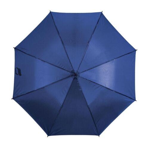 "37/"" Large Polyester Unisex Umbrella Automatic Colourful Stick Handle Walk Rain"