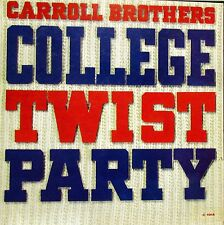 Carroll Brothers - College twist party (USA 1963)