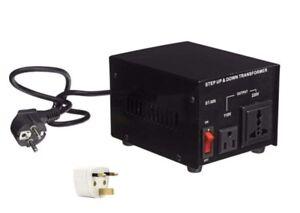 voltage converter transformer step up down 500w 220v to. Black Bedroom Furniture Sets. Home Design Ideas