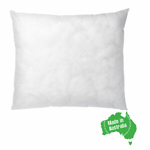 One-EUROPEAN-Pillow-Insert-65x65cm-Polyester-Filled-NEW