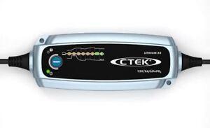 Ctek-Litio-XS-12v-5A-Smart-Cargador-de-Bateria-para-LiFePO4-Baterias-8-Stage