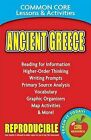 Ancient Greece Common Core Lessons & Activities by Carole Marsh (Paperback / softback, 2013)