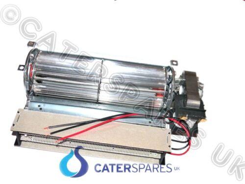 Hot Schrank Tangentiale Scroll Lüfter RHS Motor /& 2KW Element 180MM Klinge Teile