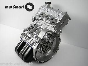 smart fortwo moteur de remplacement 698ccm 45 kw smart dommages moteur ebay. Black Bedroom Furniture Sets. Home Design Ideas