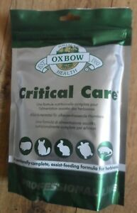 Oxbow-Critical-Care-454g-Rabbits-Guinea-Pigs-Herbivores-New