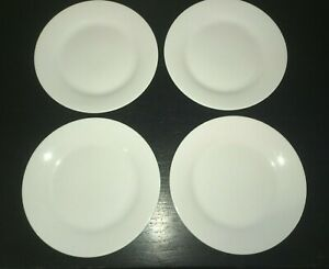 4-Macy-039-s-The-Cellar-WHITEWARE-9-034-Salad-Plates
