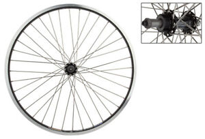 Statru//Osco 20X1.75 7X Steel Rear Wheel C//Brake Chr