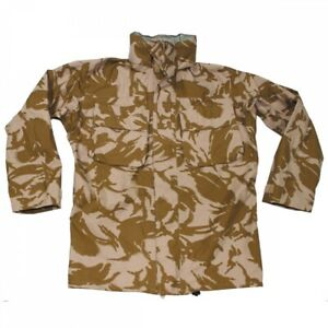 Original-Brit-Naesseschutzjacke-MVP-DPM-desert-tarn-Britische-Regenjacke-Jacke