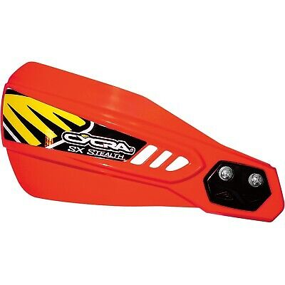 CYCRA Primal Stealth Handguards Racer Kit Red 1CYC-0055-32X