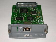 HP jetdirect 635n Print Server Fast Ethernet j7961 ipv6/ipsec Netzwerkkarte
