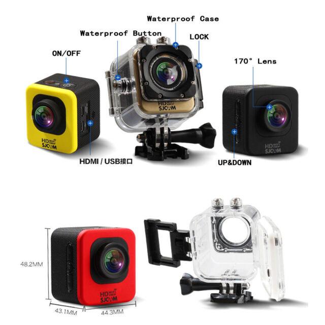 Brand New SJCAM SJ4000 M10 HD 1080P Action Sport Camera Waterproof Cam UK