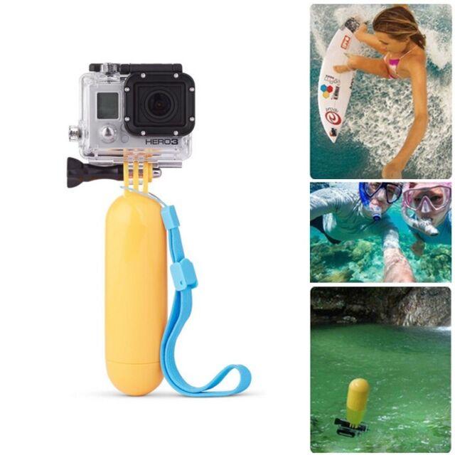 Float Bobber Camera Handheld Grip for Gopro Hero 5 4 3 Selfie Mount Accessories