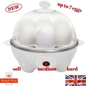 Œuf cuiseur vapeur Chaudière électrique œuf Maker Braconnier max 7 oeufs Rose  </span>