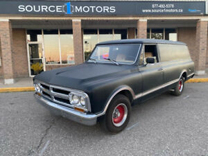 1967 Chevrolet Cruze C10 Suburban Custom