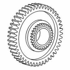 Transmission Gear 2nd Amp 5th Compatible With Ford 2600 4000 4110 2000 3600 3000