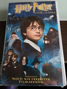 Vhs Harry Potter Und Der Stein Der Weisen Originalverpackt Ebay