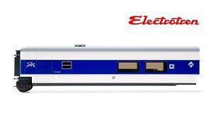 H0-1-87-escala-Electrotren-E-3348-Talgo-RENFE-tren-Set-Pendular-vagon-cafeteria