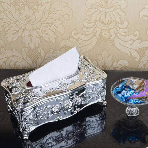 Retor Acryl Kosmetiktücherbox Kosmetikbox Taschentuchbox Europäischer Stil