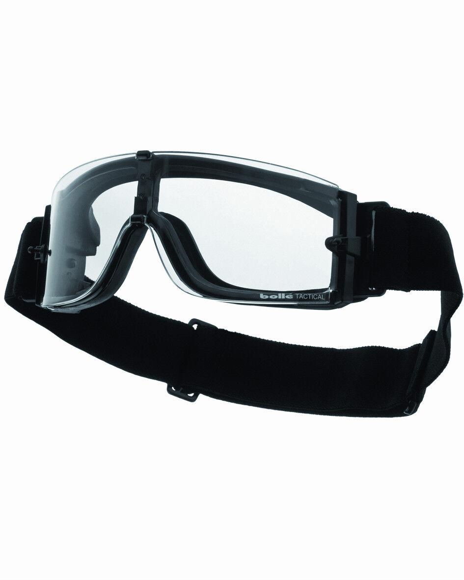 Bolle X800 Táctico Asalto Gafas Seguridad - Airsoft Paintbal Ejército Military