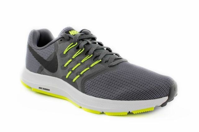 9374ba5208 Nike Run Swift Scarpe Running Uomo Grigio (cool Black-vert