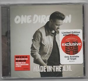 Details about One Direction Made in the A M  Limited Edition CD Target  Exclusive Liam Payne