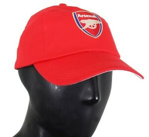f8e935af1e77 PUMA Arsenal FC Leisure Caps Hat Red Unisex Casual Soccer Head-wear ...