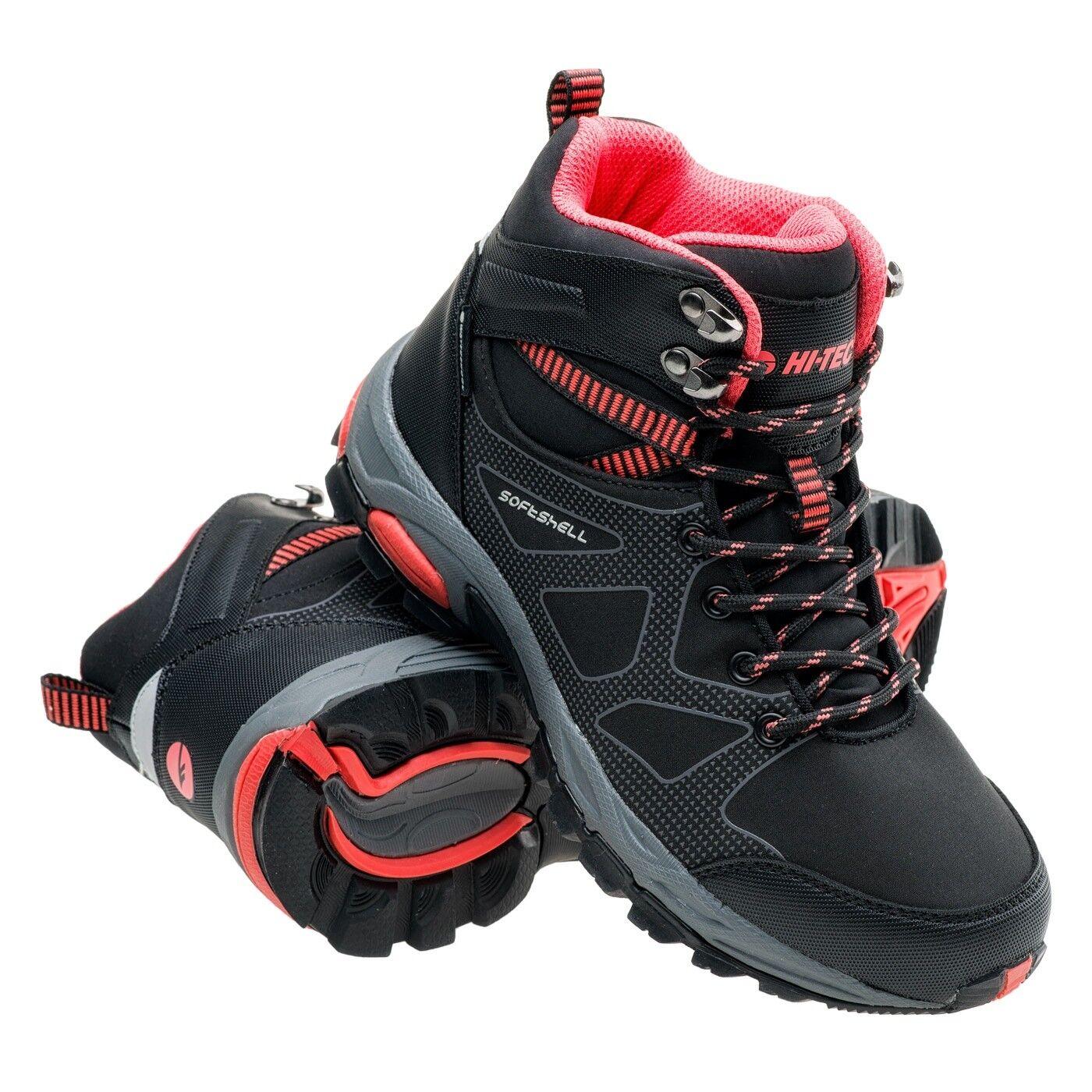 HI-Tec Fumiko Scarponcini donna scarpe da trekking Scarpe Stivali Stivaletti WATERPROOF