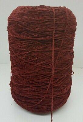 naturWolle Garn Stricken/&Handstricken|Chenille grau baumwo 1,5kg|2tewahl mb4