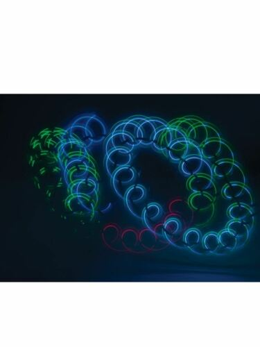 Bracelet twister magnétique light up led spinning wheel classic toy