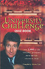 University Challenge  Quiz Book by Marina Coles (Paperback, 2001)