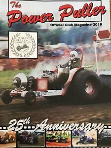 Tractor Pulling Magazine