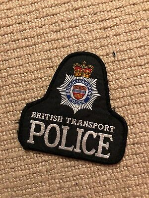 Genuine British S Yorkshire Police Force Obsolete Insignia Buckle Chrome MFP14