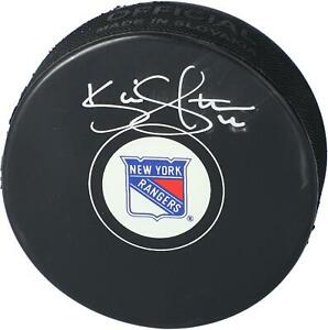 Kevin-Shattenkirk-New-York-Rangers-Autographed-Hockey-Puck