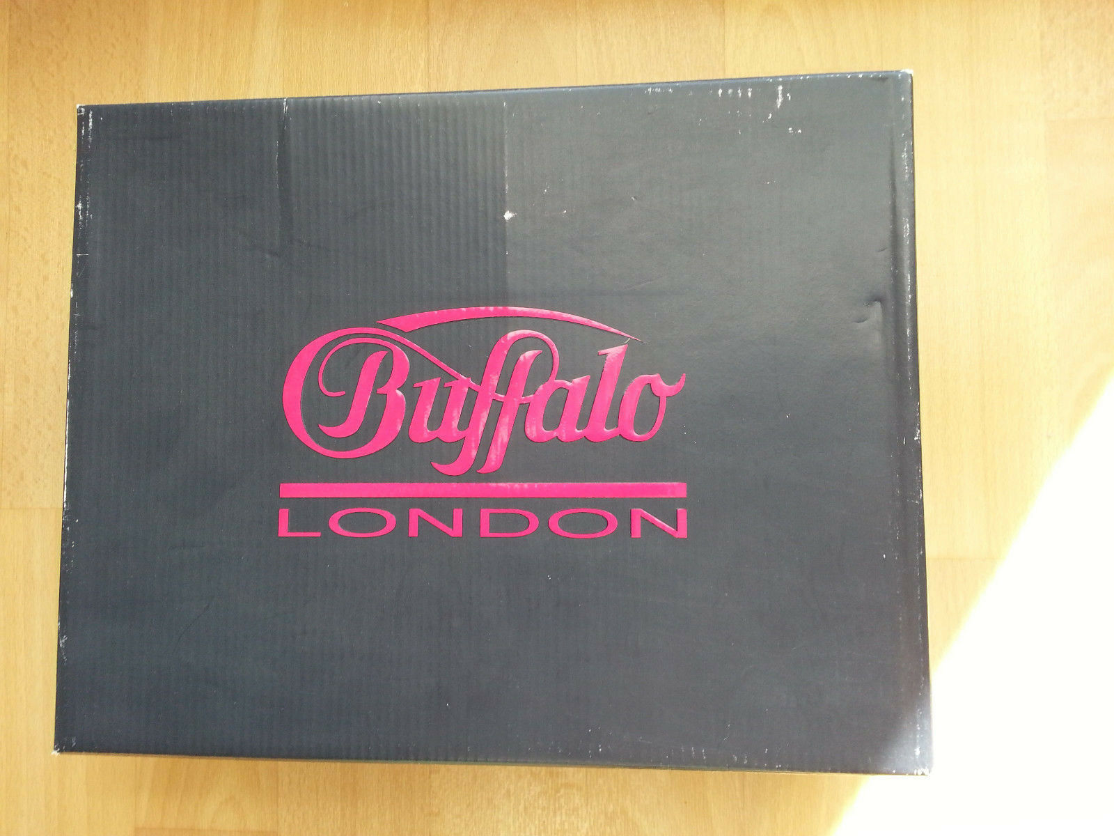 Byffalo LONDON Pumps damen Pumps LONDON gr 40 NEU 4b9e9d